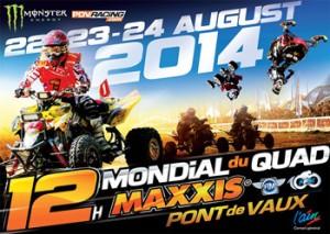 le mondial du quad PDV racing