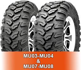 Maxxis pneu quad Ceros